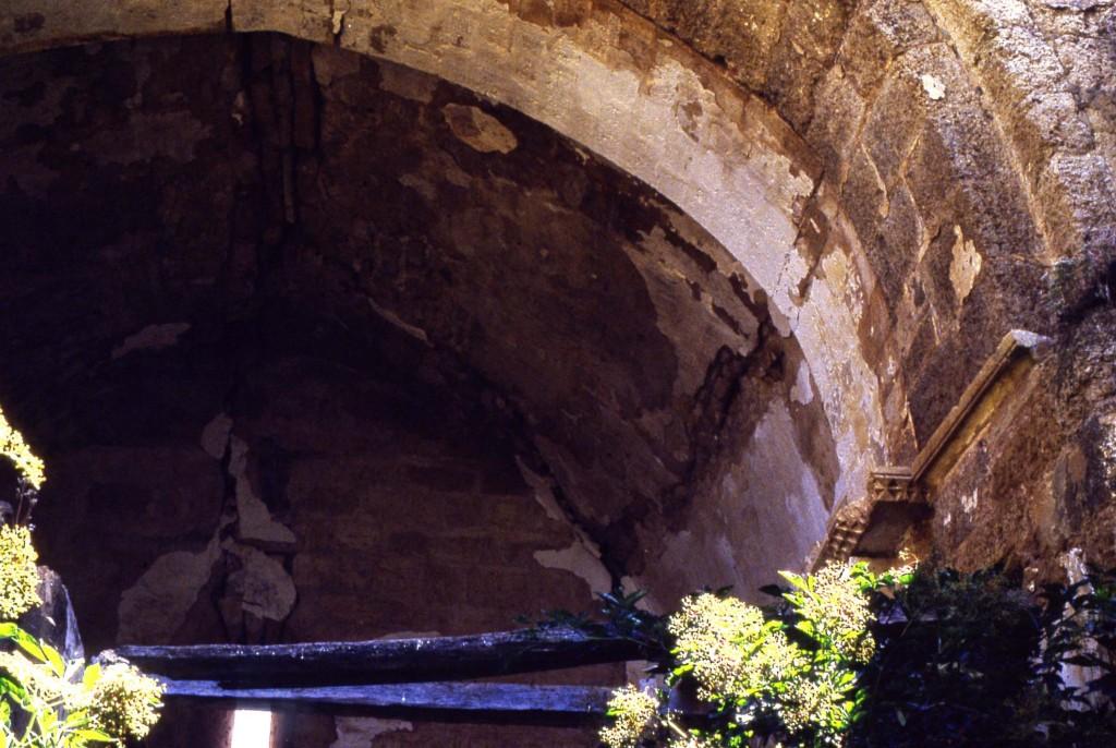 Monasterio bóvedas